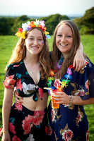 Rosie & Annabelle Tropical 18th Party